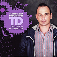 Tomas Drex PODCAST 043 - guestmix by Peter Mayzer